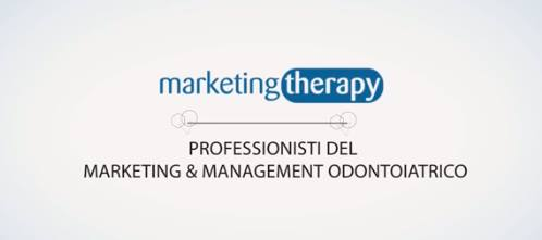 Video presentazione aziendale per Marketing Therapy